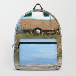 Beach Glamping Camping Backpack