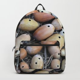 Acorns with Holes No.2 Backpack