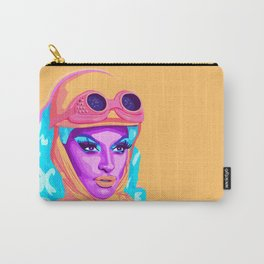 QUEEN MIZ CRACKER Carry-All Pouch