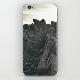 Behind the Rocks iPhone Skin