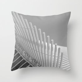 Milwaukee II | C A L A T R A V A | architect | Throw Pillow