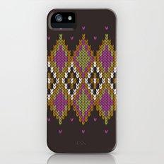 Argyle Dream Slim Case iPhone (5, 5s)
