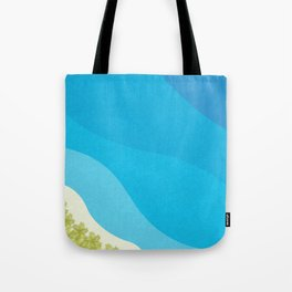 The Minimalist Dream of Freedom Tote Bag