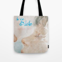 La vie d'Adele, movie poster - chapter two - alternative playbill Tote Bag