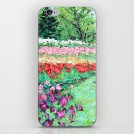 May at the Carillon iPhone Skin
