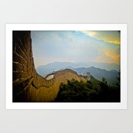 Mighty Wall Art Print