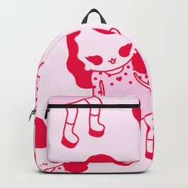 Kawaii pattern, kawaii character,cute pattern Backpack