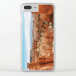 Bryce Canyon, Utah Clear iPhone Case