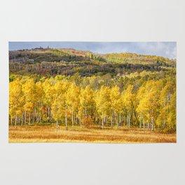 An Autumn Day Rug