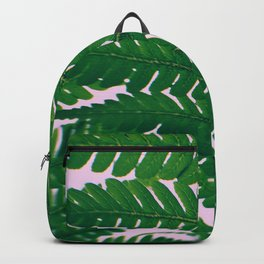 Fern Fronds Backpack