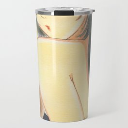 Emiko Slays Travel Mug
