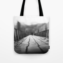 Take my heart and go away... Tote Bag