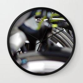 Spin Wall Clock