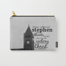 Stephen victorious Carry-All Pouch