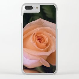 Valentine's Day Roses 13 Clear iPhone Case