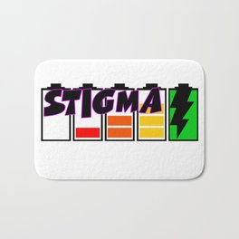 Recharge with Stigma Bath Mat