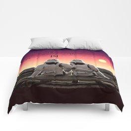 Stormtrooper Sunset Comforters