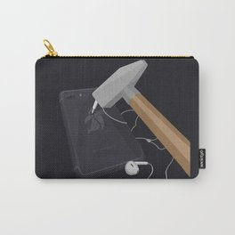 Banana Phone Carry-All Pouch