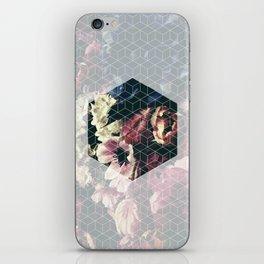 Spring Geometry iPhone Skin