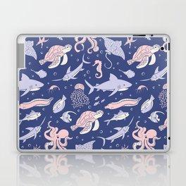 Sea Medley Laptop & iPad Skin