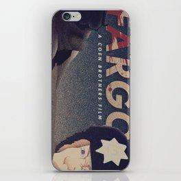 Fargo iPhone Skin