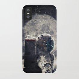 Accompanied iPhone Case