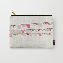 prayer flags no. 2 Carry-All Pouch