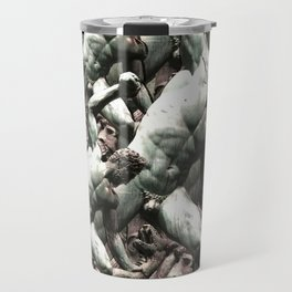 Tuileries Garden sculpture, Paris France Travel Mug