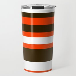 Cleveland Colors Travel Mug