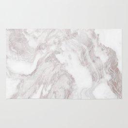 White Marble Mountain 013 Rug