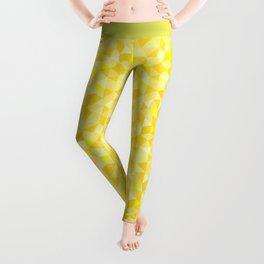 Low poly banana Leggings