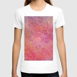pink blast T-shirt