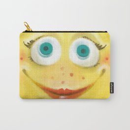 Just Smile :) Carry-All Pouch