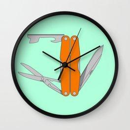 Be Prepared Wall Clock