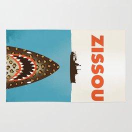 Zissou The Life Aquatic Rug