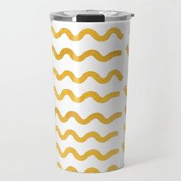 GOLD WIGGLE Travel Mug