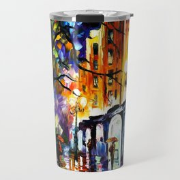 The Light Tardis Travel Mug