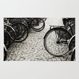 Wheels Rug