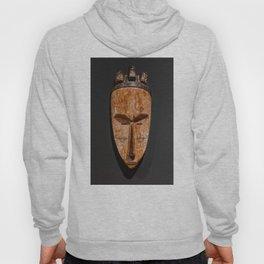 Cameroon fang ngil african wooden mask Hoody