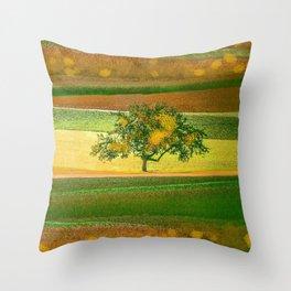 My tree Throw Pillow