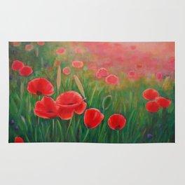 Poppy Meadow Rug