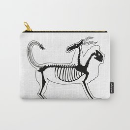 Chimera Skeleton Carry-All Pouch