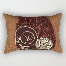 Boo Radley's Tree Rectangular Pillow