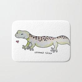 Leopard Gecko Bath Mat