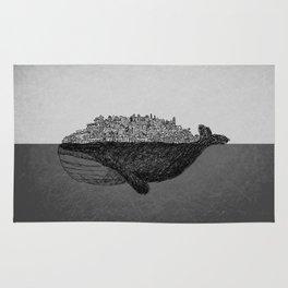 Whale City Rug