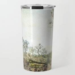 Losing a Part of Oneself Travel Mug