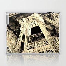 Under Eiffel Laptop & iPad Skin