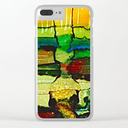 Underwater Impressions Clear iPhone Case