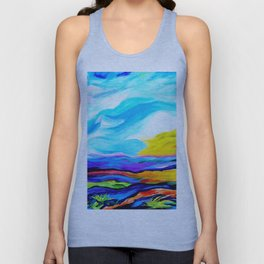 Colorful Journey Unisex Tank Top