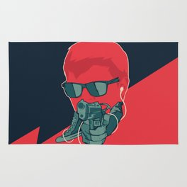 Baby Driver Rug